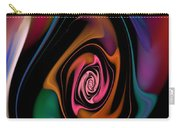 Abstract 100913 Carry-all Pouch