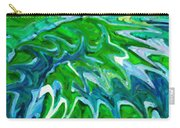 Abstract 16 Carry-all Pouch by Kenny Francis