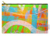Abstract  23614   Diptych  I  Carry-all Pouch