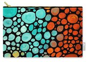 Mosaic Art - Abstract 3 - By Sharon Cummings Carry-all Pouch