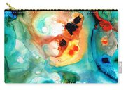 Abstract 5 - Abstract Art By Sharon Cummings Carry-all Pouch