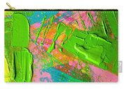 Abstract 6814 Diptych Cropped Xvi  Carry-all Pouch
