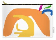 Abstract Ala Matisse 2 Carry-all Pouch