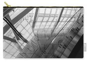 Abstract Architecture #2 Carry-all Pouch