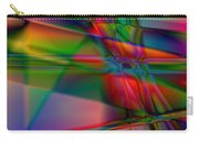 Lineage - Square Abstract Print Carry-all Pouch