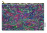 Juncture - Abstract Art Carry-all Pouch