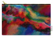 Intrigued - Abstract Art  Carry-all Pouch