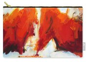 Abstract Art Forty-three Carry-all Pouch