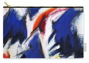 Abstract Art Forty-two Carry-all Pouch