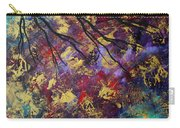 Abstract Art Original Landscape Painting Go Forth IIi By Madart Studios Carry-all Pouch