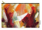 Abstract Art Sixty Carry-all Pouch