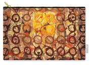Abstract Art Sixty-six Carry-all Pouch