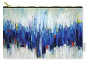 Abstract Art Sixty-two Carry-all Pouch