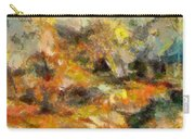Abstract Autumn 2 Carry-all Pouch