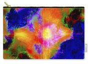 Abstract Series B1 Carry-all Pouch