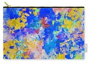Abstract Series B10 Carry-all Pouch