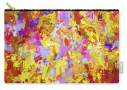 Abstract Series B6 Carry-all Pouch