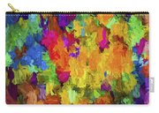 Abstract Series B7 Carry-all Pouch