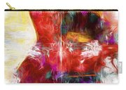 Abstract Series B8 Carry-all Pouch