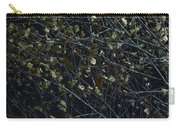 Abstract Background Of Tree At Night Carry-all Pouch