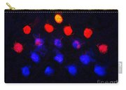 Abstract Balls #2 Carry-all Pouch by Pixel Chimp
