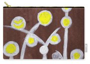 Abstract Bobbles Carry-all Pouch
