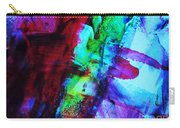 Abstract Bold Colors Carry-all Pouch by Andrea Anderegg
