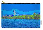 Abstract Boston Skyline Carry-all Pouch