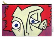 Abstract Boy Carry-all Pouch