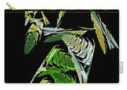 Abstract Bugs Vertical Carry-all Pouch