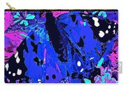 Abstract Butterfly #2 Carry-all Pouch