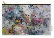 Abstract Butterfly Dragonfly Painting Carry-all Pouch