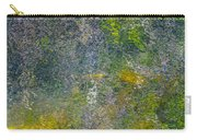 Abstract By Nature Carry-all Pouch