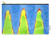 Abstract By Photoshop 12 Carry-all Pouch
