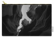 Abstract Canyon 2 Carry-all Pouch