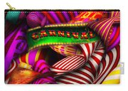 Abstract - Carnival Carry-all Pouch