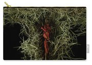 Abstract Christmas Manger Carry-all Pouch