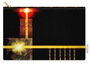 Abstract Church Carry-all Pouch