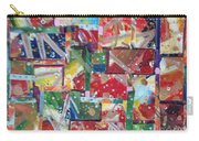 Abstract Collages 1 Carry-all Pouch