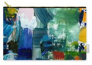 Abstract Color Relationships Lll Carry-all Pouch
