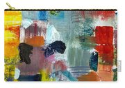Abstract Color Relationships Lv Carry-all Pouch