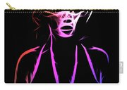 Abstract Colorful Monroe Carry-all Pouch