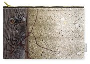 Abstract Concrete 11 Carry-all Pouch