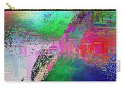 Abstract Cubed 1 Carry-all Pouch