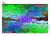 Abstract Cubed 114 Carry-all Pouch