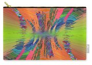 Abstract Cubed 168 Carry-all Pouch