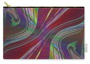 Abstract Cubed 181 Carry-all Pouch