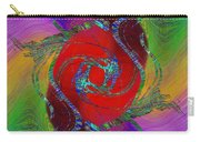 Abstract Cubed 189 Carry-all Pouch
