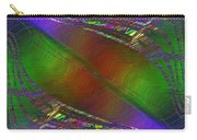 Abstract Cubed 193 Carry-all Pouch