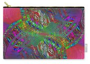 Abstract Cubed 194 Carry-all Pouch